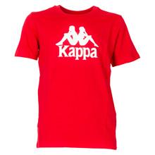 303LRZ0Y Kappa T-shirt RØD
