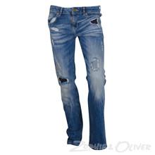 B-FW17-DNM017 Jeans BLÅ