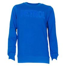 B-FW18-SWR364 Petrol Sweatshirt COBOLT