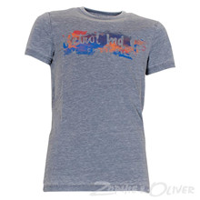 B-SS18-TSR651 Petrol T-shirt MARINE