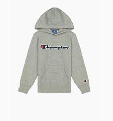 305249 Champion Hoodie  GRÅ