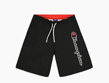 305309 Champion Badeshorts  SORT