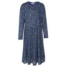 4102815 D-xel Yanna 815 kjole  BLÅ