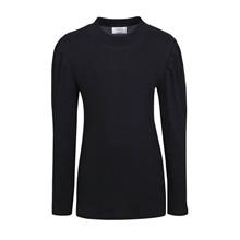 4209954 D-xel Rip T-shirt L/S SORT