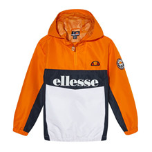 S3I08591 Ellesse Garnios Jakke  ORANGE