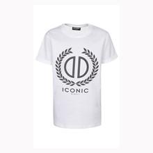 DWG 4802309 Clarke 309 T-shirt HVID