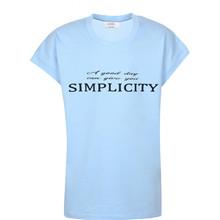 4803925 D-xel Hildur 925 T-shirt LYS BLÅ