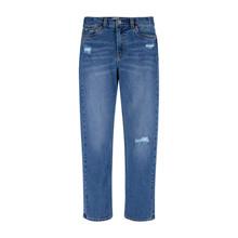 4ED525 Levis Low Pro Jeans  BLÅ