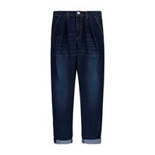 4ED526 Levis High Loose Jeans MARINE