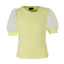 13187139 LMTD Nlfhinda T-shirt GRØN