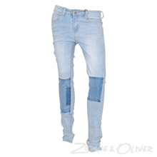 7170767 Hound Lace jeans knee pads LYS BLÅ