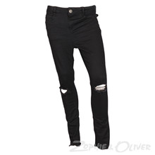7171151 Hound PAINT Jeans ankle fit SORT