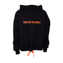 7200168 Hound Run The World Hoodie SORT
