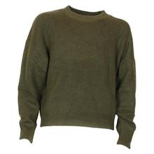 7181067 Hound Soft Knit O-neck ARMY