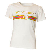 7180876 Hound Young Heart T-shirt HVID