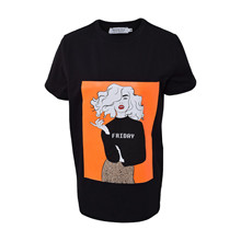 7200166 Hound Friday T-shirt  SORT