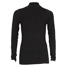 7191072 Hound Turtleneck L/Æ SORT