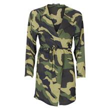 7181086 Hound Camoulfage Kimono ARMY