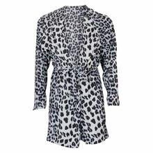 7181090 Hound Leopard Kimono  LYS BLÅ