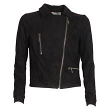7190268 Hound Faux Biker Jacket SORT