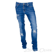 13526 Costbart Perry Jeans BLÅ