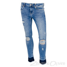 13655 Costbart Roma jeans BLÅ