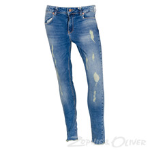 13990 Costbart Patricia Jeans BLÅ