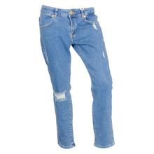 13934 Costbart Brenda Mom jeans BLÅ