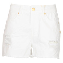 13777 Costbart Sandie Ripped Shorts HVID