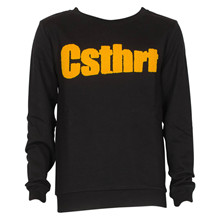 13836 Costbart Coeur Sweatshirt SORT