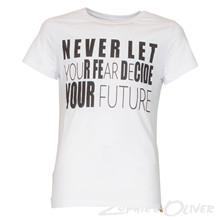 13600 Costbart Anika T-shirt HVID