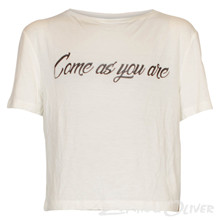 13630 Costbart Avelyn T-shirt Off white