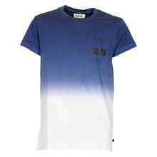 13699 Costbart Burns T-shirt BLÅ