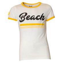 13733 Costbart Blondie T-shirt HVID