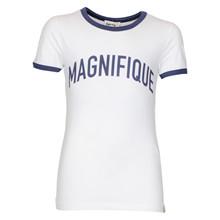 14130 Costbart Ebba T-shirt K/Æ MARINE