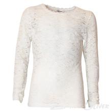 13461 Costbart Verona Blondebluse Off white