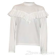 13625 Costbart Agatha Skjorte Off white