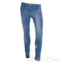 4208839 D-xel Sandie 39 Jeans BLÅ
