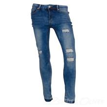4302906 D-xel SAndie 906 Jeans BLÅ