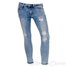 4302906 D-xel SAndie 906 Jeans LYS BLÅ