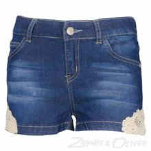 4103745 D-xel Sandie 745 Shorts  Mellemblå