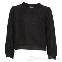 4207827 D-xel Elene 827 Sweatshirt SORT