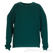 4209531 D-xel Janie 531 Sweatshirt  GRØN
