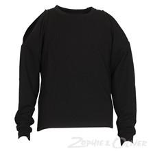 4209531 D-xel Janie 531 Sweatshirt  SORT