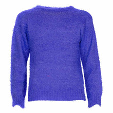 4409758 D-xel Wab Strikket Sweat LILLA