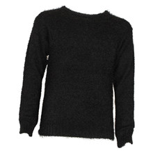 4409758 D-xel Wab Strikket Sweat SORT