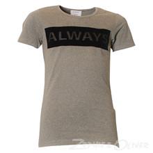 4208565 D-xel Ansine 565 T-shirt GRÅ