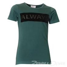 4208565 D-xel Ansine 565 T-shirt GRØN