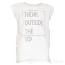 4209537 D-xel Kesia 537 T-shirt  HVID