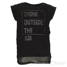 4209537 D-xel Kesia 537 T-shirt  SORT